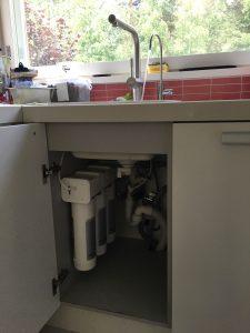 Joogiveepuhastusseade Softena POU-3