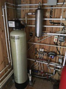 Veepuhastusseade Oxydizer Pro Flow 1,1 m3/h ja õhuseparaator