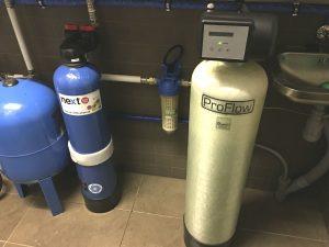 Rauaeraldusseade Oxydizer Pro Flow 1, 1m3/h ja Next Scale Stop NSS-835