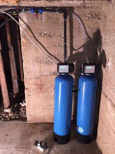 Rauaeraldusseade Oxydizer Pro Flow (1,1 m3h) järjestiku