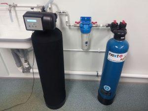 Rauaeraldusseade Oxydizer Pro Flow (1,1 m3h) (higistamisvastase jakiga, Settefilter, katlakivi vastane seade Next Scale Stop NSS-835