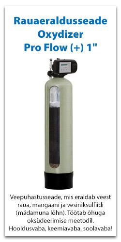 Rauaeraldusseade Oxydizer Pro Flow (+1)