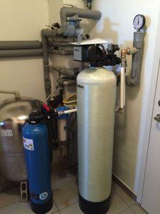 Rauaeraldusseade Oxydizer Pro Flow (1,6 m3h) ja katlakivi vastane seade Next Scale stop NSS-835