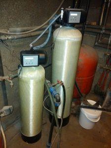 Rauaeraldusseade Oxydizer Pro Flow (1,6 m3h) ja pH -Neutraliseerija