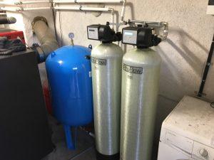 Rauaeraldusseade Oxydizer Pro Flow 1,6 m3/h paralleelselt Pro Flow 1,6 m3:h paralleelselt.