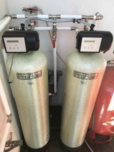 Rauaeraldusseade Oxydizer Pro Flow 1,6 m3/h paralleelselt