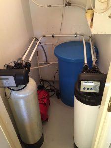 Veepuhastusseade viis-ühes Multimix ja aktiivsöefilter