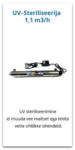 UV Steriliseerija