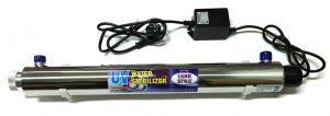 UV - Steriliseerija 1,1 m3/h