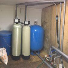 Veepuhastussüsteem viis-ühes Multimix-75 ja rauaeraldusseade Oxydizer Pro Flow 1,6 m3/h